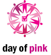 Day of Pink with ETFO logo