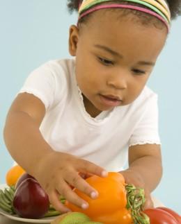 fruit girl
