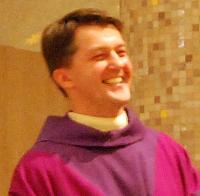 Fr. Andrew installation