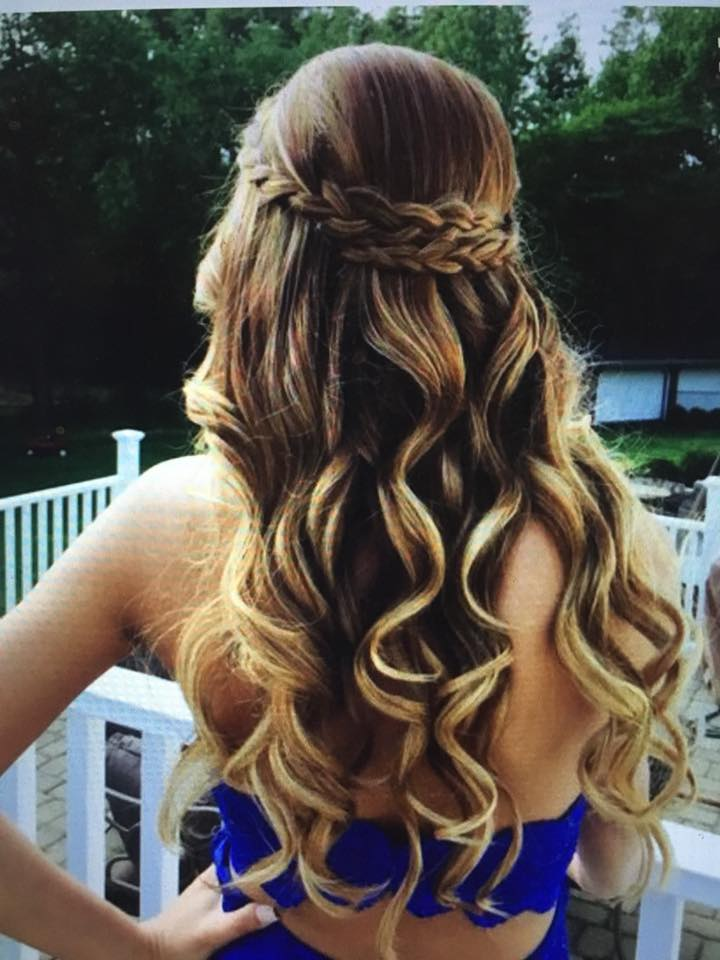 Meet The Princess And Prom Updo Specials