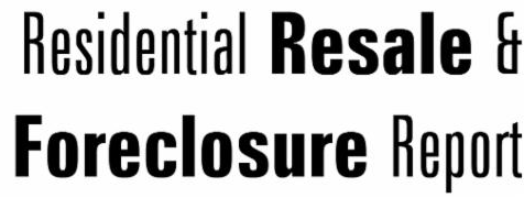 SalesTraq _ Residential Resale _ Foreclosure Report