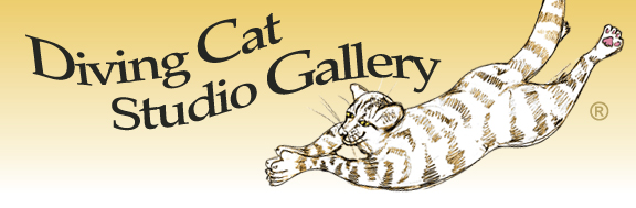 Diving Cat Studio Gallery