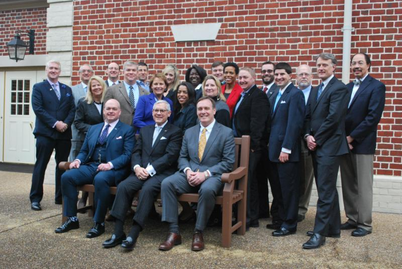 2017 Board of Governors group shot