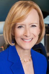 Judy Woodruff, 2017 VBA debate moderator