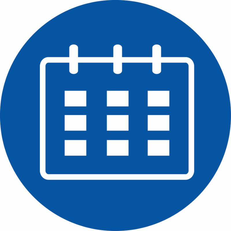 Click to go to VBA events calendar