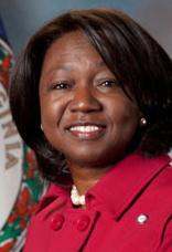 Library of Va. honors BoG rep Cynthia Hudson