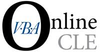 VBA Online CLE logo