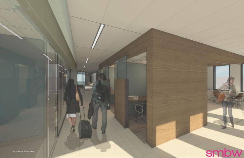 Meeting suite, VBA member center