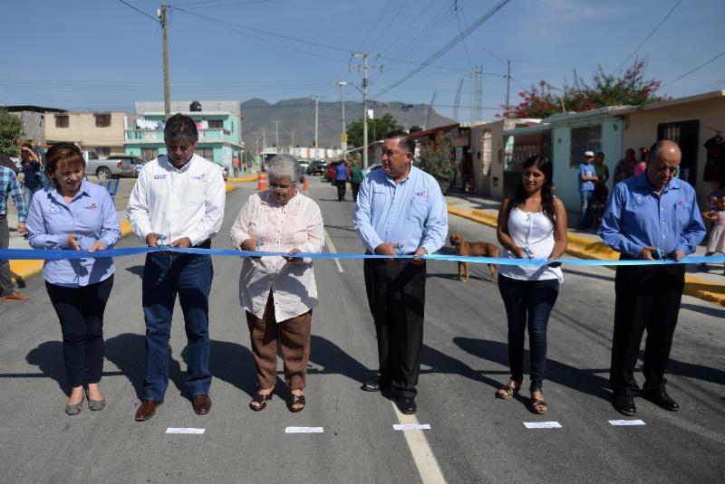 Inaugura Alcalde obra en Balcones de las Torres