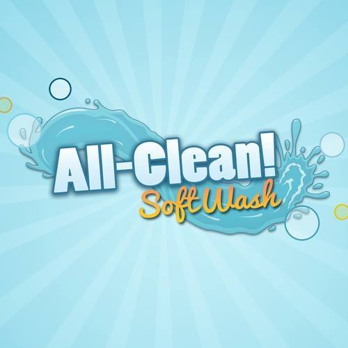 All-clean Softwash logo