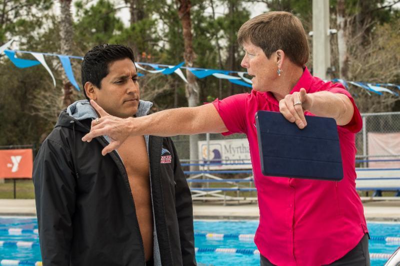Coaching, Cokie Lepinski and Jamie Kendig on deck