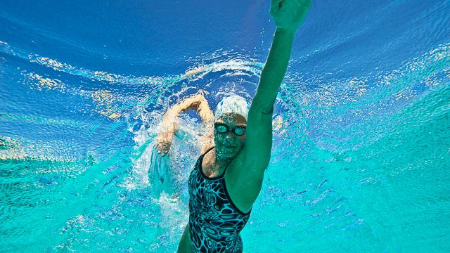 Free underwater