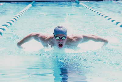 intense-swimmer.jpg, swimming, swimmer, pool, butterfly