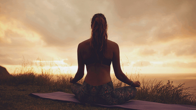 breathe, yoga, meditation
