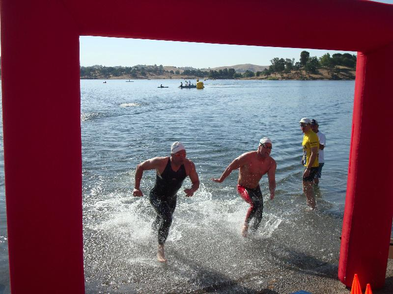 Open Water Finish, 2009