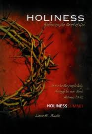 Holiness Summit Book cover