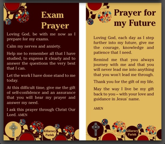 Good Luck Prayer Quotes: Prayers On Your Final Exams From Hofstra Catholic Campus