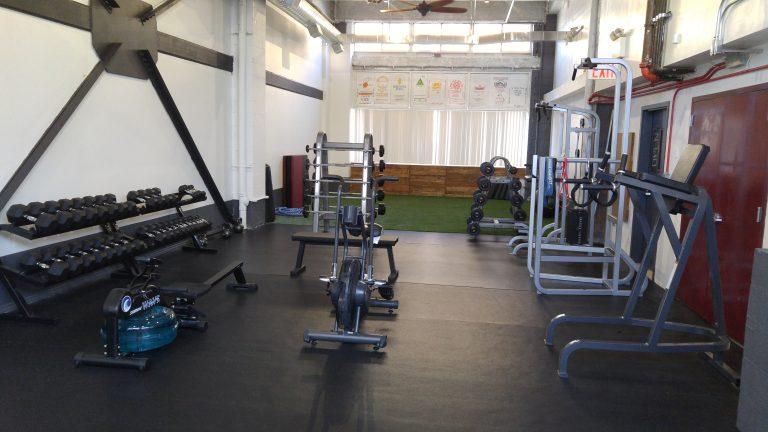 bk fitness center