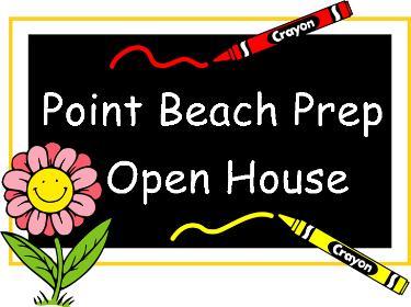Point Beach Prep Open House