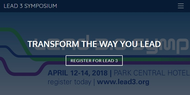 Lead 3 logo and theme