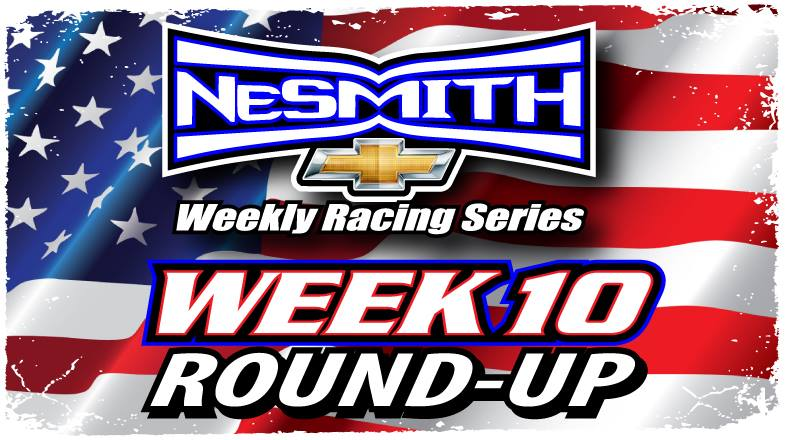Nesmith Chevrolet Weekly Racing Series 2017 Week 10 Round Up