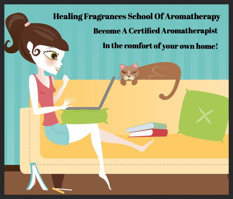 Aromatherapy Online Certification Program