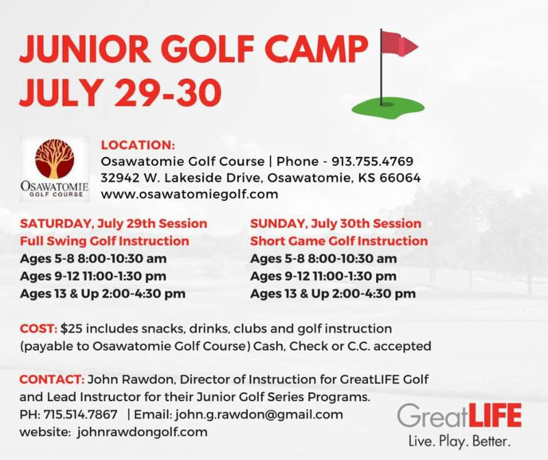 OGC Junior Golf