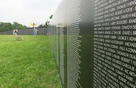 Vietnam Traveling Wall