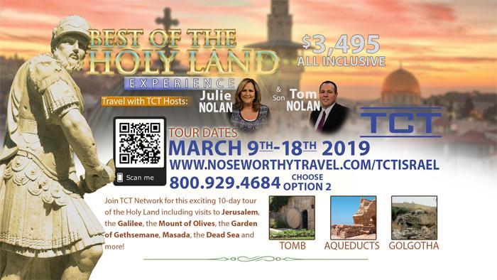 2019 Holy Land