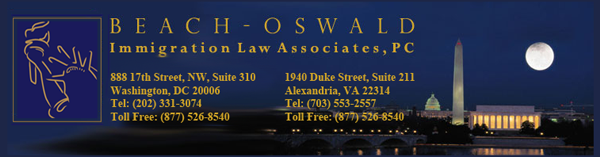 Beach-Oswald Immigration Law Associates