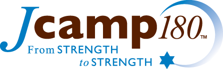 JCamp 180 logo