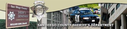 San Diego County Sheriff