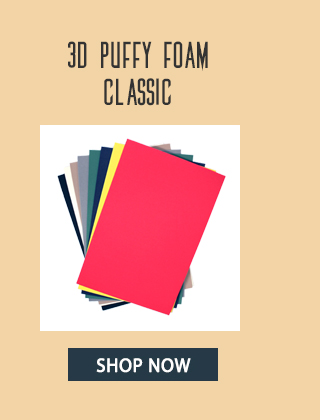 3d puffy foam classic