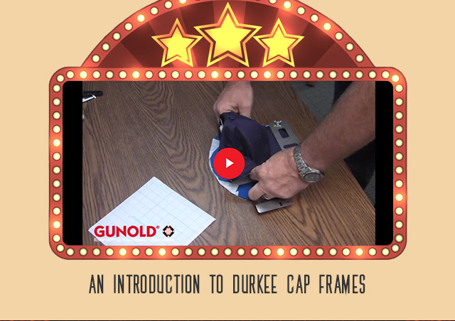 an introduction to durkee cap frames