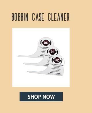 bobbin case cleaner