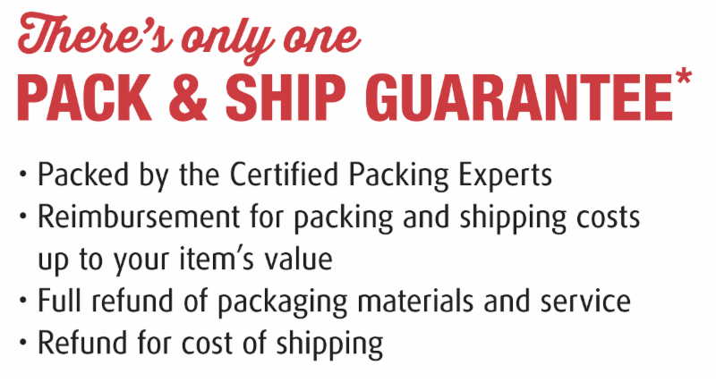 Packing Shipping Discount Open Sundays Printing Services Award