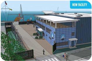 Comm. Sailing Center