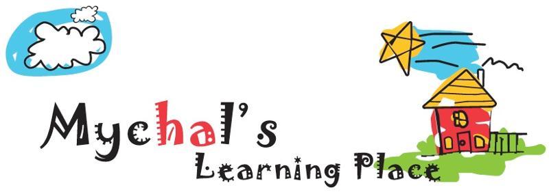 Mychal's horizontal logo