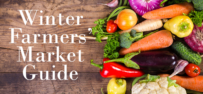 Winter Farmers' Market Guide