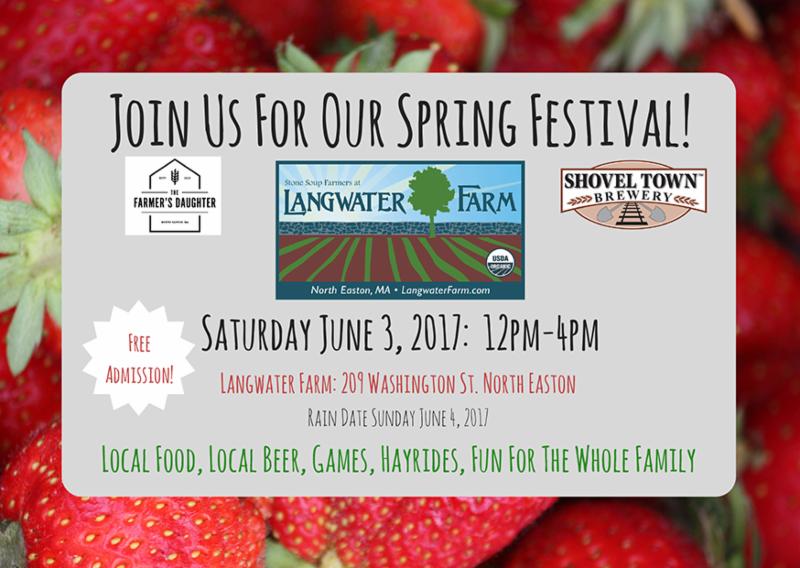 Langwater Spring Festival