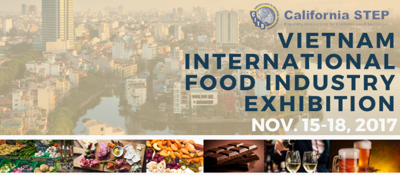 Vietnam International Food Industry Exhibition | San Diego Center for International Trade Development