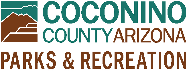 Coconino County Parks & Recreation Logo