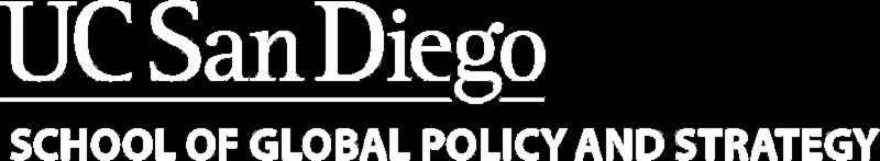 GPS-UCSD Logo White