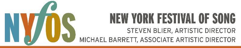 New York Festival of Song