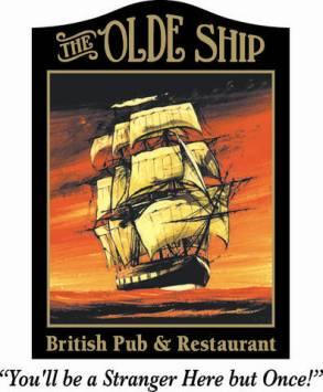 Olde Ship Logo