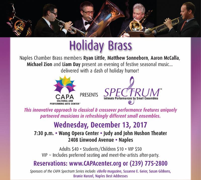 Naples Chamber Brass NDN ad 12.13.17