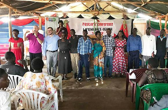 Bringing Healing and Hope  to Uganda through Lifeworkx