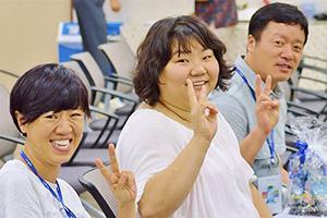 Lifeworkx in Korea _ Listening and Prayer