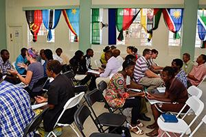 Leadership Coaching in Southern Africa