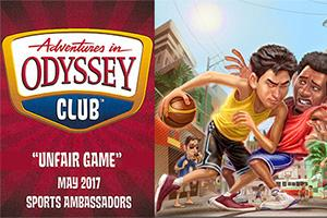 ADVENTURES IN ODYSSEY W SPORTS AMBASSADORS